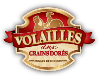 VOLAILLES AUX GRAINS DORÉS CUISSES DE POULET B.B.Q SUCRE 1 PQT