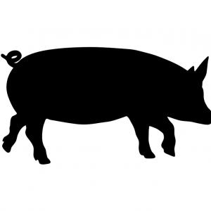Porc et agneau